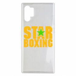 Чохол для Samsung Note 10 Plus Зірка Боксу
