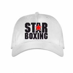 Детская кепка Star Boxing - FatLine