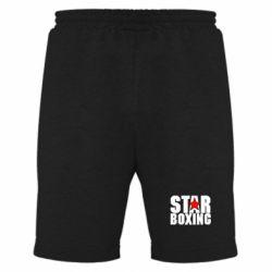 Мужские шорты Star Boxing - FatLine