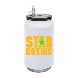 Термобанка 350ml Star Boxing