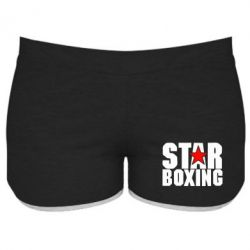 Женские шорты Star Boxing - FatLine