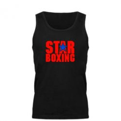 Мужская майка Star Boxing - FatLine