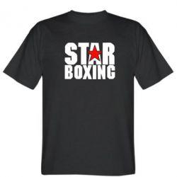 Мужская футболка Star Boxing - FatLine