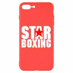 Чехол для iPhone 8 Plus Star Boxing