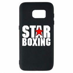 Чехол для Samsung S7 Star Boxing