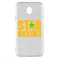 Чехол для Samsung J3 2017 Star Boxing