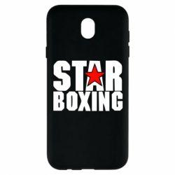 Чехол для Samsung J7 2017 Star Boxing