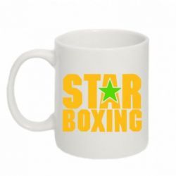 Кружка 320ml Star Boxing - FatLine