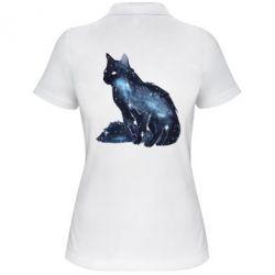 Жіноча футболка поло Star Cat