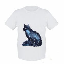 Детская футболка Star Cat