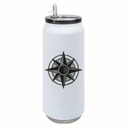 Термобанка 500ml Star Compass
