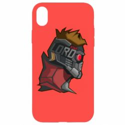 Чехол для iPhone XR Star Lord