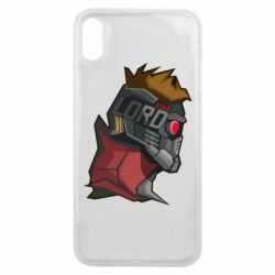 Чехол для iPhone Xs Max Star Lord