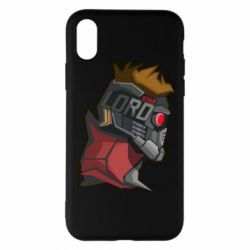 Чехол для iPhone X/Xs Star Lord