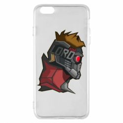 Чехол для iPhone 6 Plus/6S Plus Star Lord