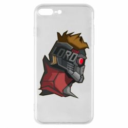 Чехол для iPhone 8 Plus Star Lord