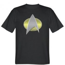 Футболка Star Trek Gold Logo