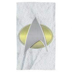Рушник Star Trek Gold Logo - FatLine