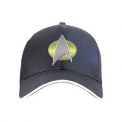 Кепка Star Trek Gold Logo