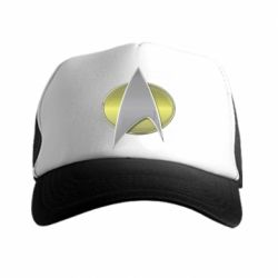 Кепка-тракер Star Trek Gold Logo - FatLine