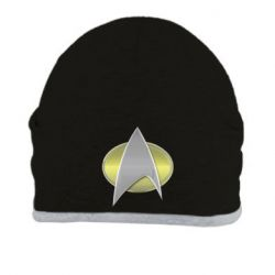 Шапка Star Trek Gold Logo - FatLine