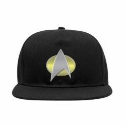 Снепбек Star Trek Gold Logo