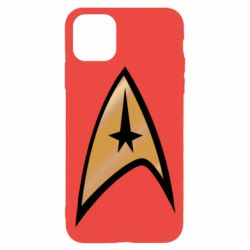 Чехол для iPhone 11 Pro Star Trek Logo