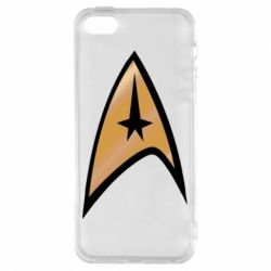 Чехол для iPhone5/5S/SE Star Trek Logo