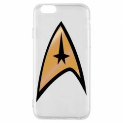 Чехол для iPhone 6/6S Star Trek Logo