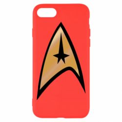 Чехол для iPhone 8 Star Trek Logo