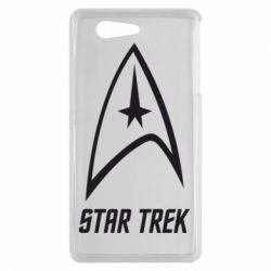 Чехол для Sony Xperia Z3 mini Star Trek - FatLine