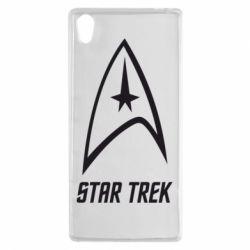 Чехол для Sony Xperia Z5 Star Trek - FatLine