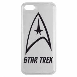 Чехол для Huawei Y5 2018 Star Trek - FatLine