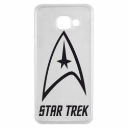 Чохол для Samsung A3 2016 Star Trek