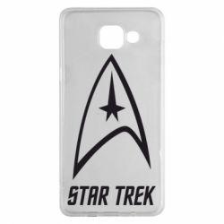 Чохол для Samsung A5 2016 Star Trek