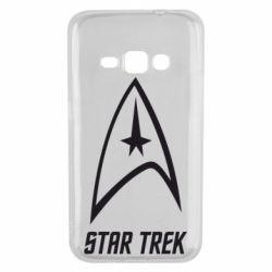 Чохол для Samsung J1 2016 Star Trek