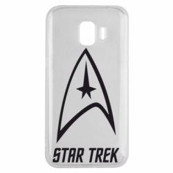 Чохол для Samsung J2 2018 Star Trek