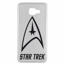 Чохол для Samsung A7 2016 Star Trek