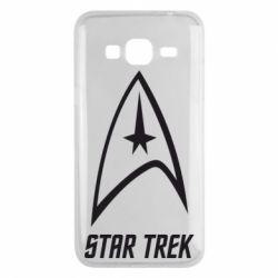 Чохол для Samsung J3 2016 Star Trek