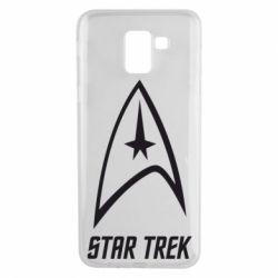 Чохол для Samsung J6 Star Trek