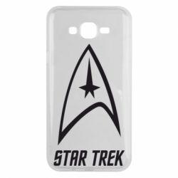 Чохол для Samsung J7 2015 Star Trek