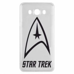 Чохол для Samsung J7 2016 Star Trek
