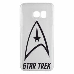 Чохол для Samsung S6 EDGE Star Trek