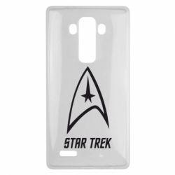 Чехол для LG G4 Star Trek - FatLine
