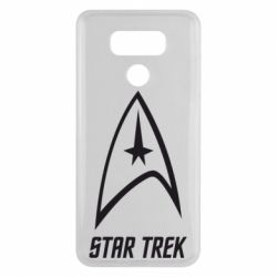 Чехол для LG G6 Star Trek - FatLine