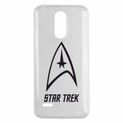 Чехол для LG K8 2017 Star Trek - FatLine