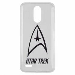 Чехол для LG K10 2017 Star Trek - FatLine