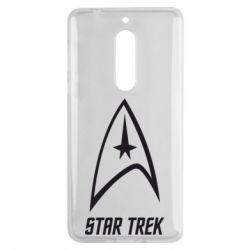 Чехол для Nokia 5 Star Trek - FatLine