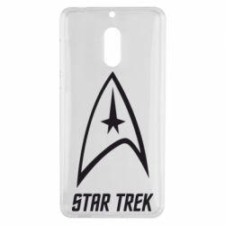Чехол для Nokia 6 Star Trek - FatLine