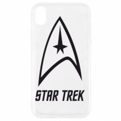 Чохол для iPhone XR Star Trek